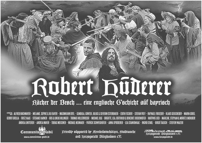 Robert Huderer - Teaser 2013