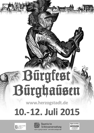 2015 Burgfest Burghausen