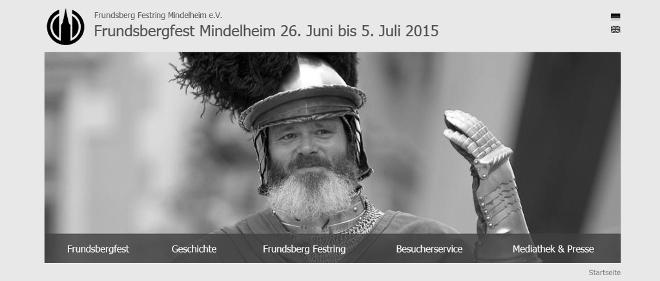 2015 Frundsbergfest